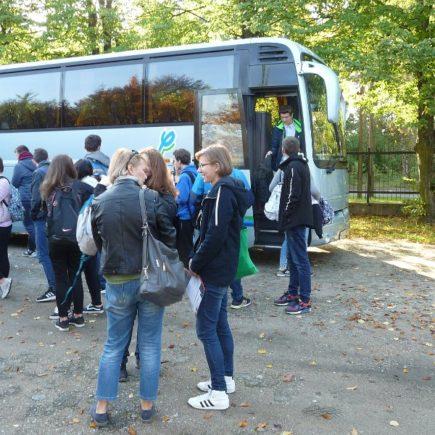 Wycieczka do Ogrodu Botanicznego w Powsinie